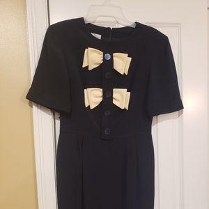 ❤Valentino Navy blue Dress